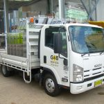 G&B Signs & Service Truck